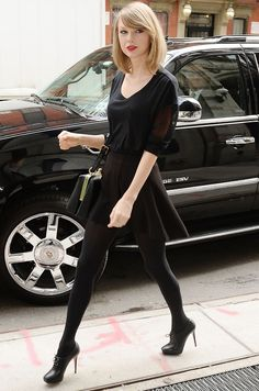 Taylor Swift. Fashion inspiration for everyone + fashion tips especially for tall girls at www.thecloudgirls.com
