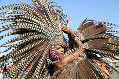 It's almost Carnival/carnaval (well teh parades at least.Post your favorite Carnival costumes and customs from around the world. Trinidad Carnival, Caribbean Carnival, Rio Carnival, Mardi Gras, Samba Costume, Port Of Spain, Carnival Festival, Pop Culture News, Costumes For Sale