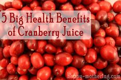 Many people enjoy drinking cranberry juice as a delicious treat, but did you know that it also has an abundance of health benefits? What better way to get extra nutrients than through a tasty bever. Drinks With Cranberry Juice, Cranberry Juice Benefits, Juice Drinks, Healthy Eyes, Healthy Life, Healthy Living, Stay Healthy, Juicing Benefits, Health Benefits