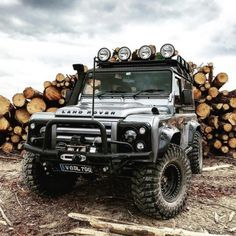 """landroverphotoalbum: """"A fantastic pic by @defender90_orkney #Defender90 #landroverdefender #landroverphotoalbum """""""
