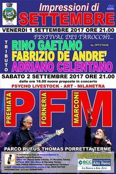 IMPRESSIONI DI SETTEMBRE a Porretta Terme (BO)