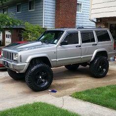 Rims and tires Jeep Xj Mods, Jeep Wj, Jeep Wagoneer, Jeep Wrangler Tj, Jeep Cars, Jeep Truck, 1999 Jeep Cherokee, Cherokee Sport, Offroad