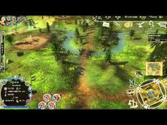 Kingdom Wars - RAW Gameplay 6 - Kingdom Wars Online is an 3D Free to Play Real-Time Strategy MMO Game MMORTS featuring real-time siege combat including both singleplayer and online game modes