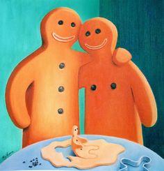 """""""Gingerbaby"""" - By Sarah-Jane Szikora"""