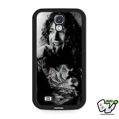 Led Zeppelin Robert Plant Samsung Galaxy S4 Case