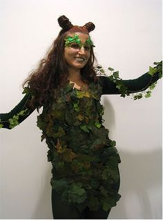 DIY Tips for Halloween Makeup to Complete Your Costume – Poison Ivy, Evil Hansel and Gretel, and a White Cat