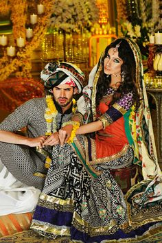 Mendhi Party Inspiration - Florals, Hair, Decor, Clothes, Makeup - Asian Wedding Ideas