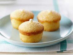 Receta:Anna Olson/Mini cakes de limón