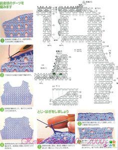 crafts for summer: lace dress for women, free crochet patterns | make handmade, crochet, craft