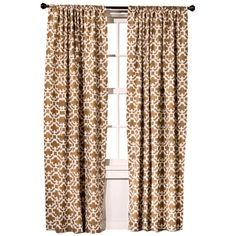 homeroad: Target threshold curtains