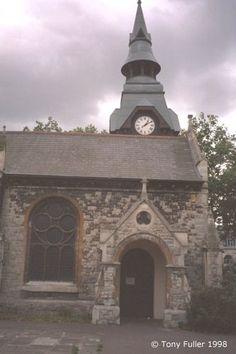 St Matthias, Poplar, London