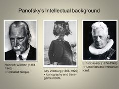 Histories of Fine Art: Panofsky