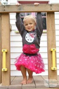Kids Fashion and Play combine with Hello Kitty and #KuKeeApp | This Mama Loves #kids #fashion #hellokitty