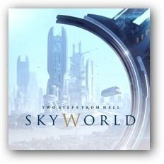 SkyWorld, the new album by Two Steps from Hell, loving it!