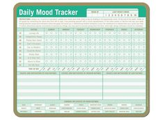 Paper mouse pads daily mood tracker mouse pads pinterest 5 quirky paper mouse pads from knockknock pronofoot35fo Choice Image