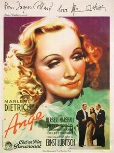 Angel Movie Posters Original and Vintage