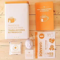 Un kit de primeros auxilios para sobrevivir al estrés