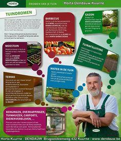 #Hortadendauw #Kuurne:  #HortaKuurne -  uw #partner voor al uw #Tuindromen !!!! #DENDAUW