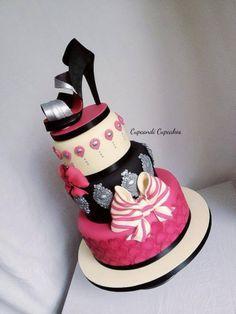 designer purse cakes - Google Search