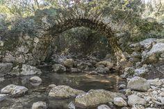 Puente cerca de Los Chozos, Cádiz