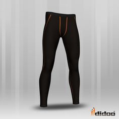 This Didoo Long Tight Pant has an ergonomic design with a flat seam construction, designed to reduce chafing and improve the fit to enhance performance. This product is 100% Genuine and come with tags. Ideal as a base layer or for training, Didoo Pants are a tight fit compression garment. All Season Compression Baselayer which keeps you cool when its hot and keeps you hot when its cool.