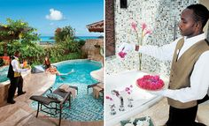 Destination Vow Renewal Packages: Renew Wedding Vows in Bahamas, Antigua, Saint Lucia or Jamaica - Sandals Resorts