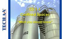 """Course Outcome 2 Modules The complete course consists of 2 video modules and 2 PDF manuals which include self-assessment Module 1 – """"What you should know"""" To. Safety Courses, Confined Space, Safety Posters, Self Assessment, Health And Safety, Acting, Tech, Spaces, Education"""