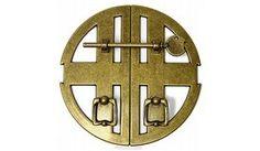 Old World Hardware   101519-09   Antique Brass Dark   Cabinet Hardware > Cabinet Latches