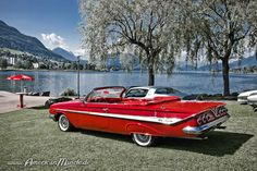 red 61 Impala by ~AmericanMuscle on deviantART
