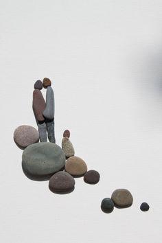 Pebble Art of Nova Scotia by Sharon Nowlan