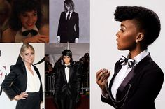Women's Tuxedos