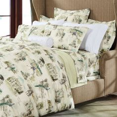 Fairley Park Percale Sheets