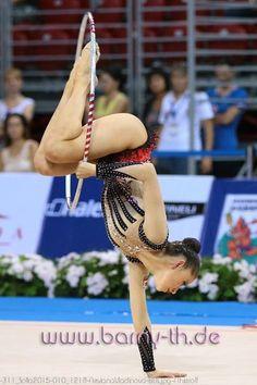 Neviana Vladinova (Bulgaria), World Cup (Sofia) 2015