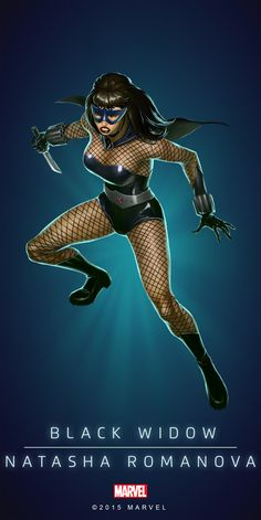 Black Widow Original Poster-02