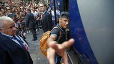 Neymar Jr. #FCBarcelona #Neymar #FansFCB #Football #FCB #11 Barcelona Website, Fc Barcelona Official Website, Barcelona Team, Neymar Jr, Fifa World Cup, Role Models, Soccer, Lovers, Style