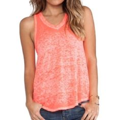 Free People Tank Never worn with tag! Free People Tops