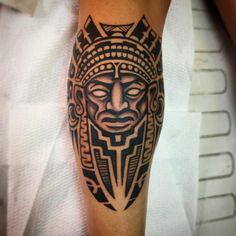 Symbolic Mayan Tattoo Ideas – Fusing Ancient Art with Modern Tattoos Totem Tattoo, Tattoo Designs, Tattoo Ideas, Mayan Tattoos, Tattoo Symbole, Modern Tattoos, Ancient Art, Symbols, Tatoo