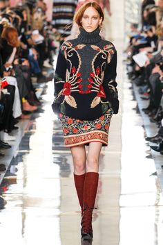 Tory Burch Fall 2014 Ready-to-Wear Collection - Vogue
