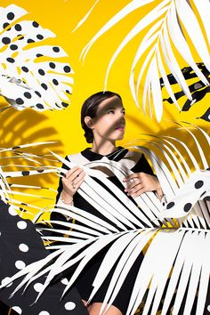 Art work de l'album MAKEBA de la chanteuse Jain (Sony music) by Paul&Martin