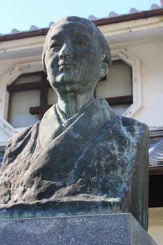 Kagiya Kana, the originator of the pattern found on Iyo Kasuri fabric #textiles #industry