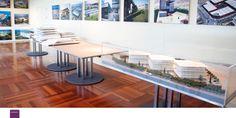Diseño y Producción de Imágenes en Sala de Maquetas del Consorci de la Zona Franca de Barcelona