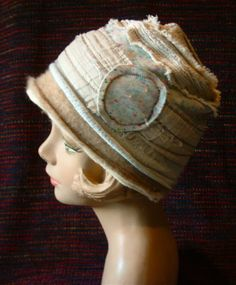 Scrappy hat