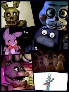 This is a Bonnie collage for @Bonnie The Bonnie. If you repin please give me credit