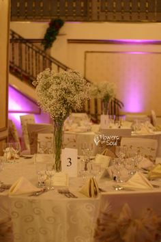 Flowers of Soul Table Decorations, Flowers, Florals, Flower, Blossoms, Dinner Table Decorations