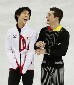 http://hochi.yomiuri.co.jp/sports/winter/news/20140213-OHT1T00162.htm   羽生、大輔、チャンらSPに向け最終調整