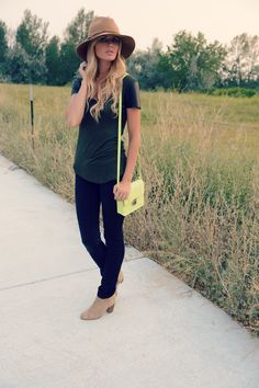 barefoot blonde.