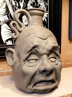 The Hangover Jug- WIP by thebigduluth on DeviantArt