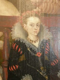 Eleonore of Solms-Laubach  (1605-1633), daughter of Albrecht I of Solms-Laubach and his wife Anna of Hesse-Darmstadt. She was married to Friedrich V of Baden-Durlach and they had 3 children.