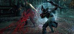Resultado de imagem para bloodborne set cavaleiro