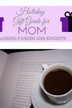 Holiday Gift Guide for MOM - Mom is so awesome and deserves some amazing gifts this Christmas. Why not follow this Holiday Gift Guide for Mom and get her what she REALLY wants?!?!